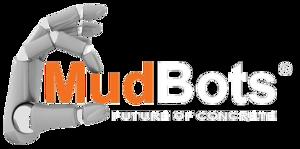 Mudbots Concrete 3D Printing logo