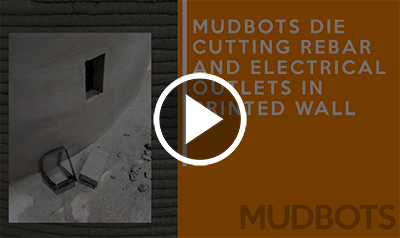 die cutting rebar and electrical outlets in 3d printed concrete walls youtube thumbnail art