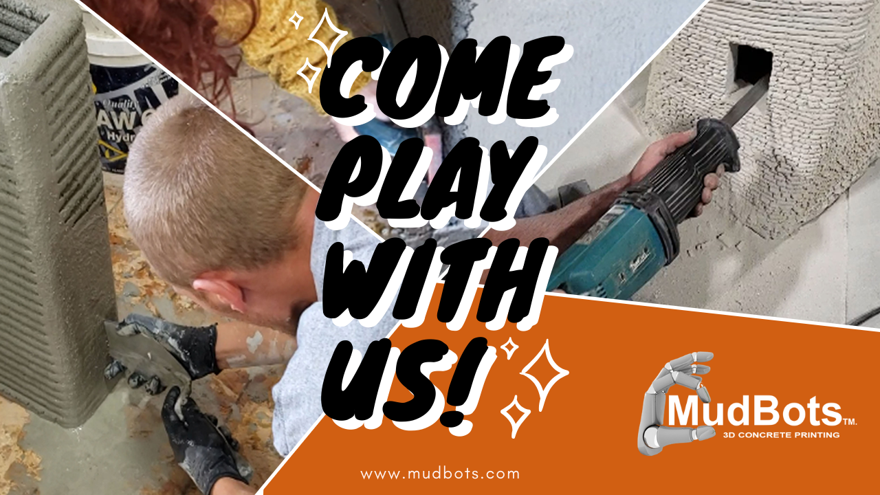 Come Play With Us!