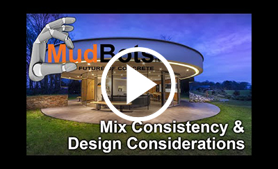 See how different mixes and design considerations can effect your end product.