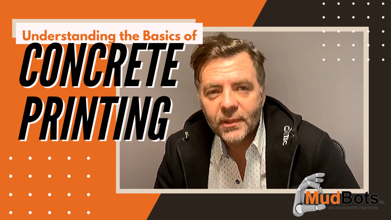 Understanding the Basics of Concrete Printing
