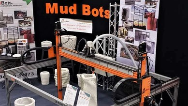 Featured blog post at Mudbots