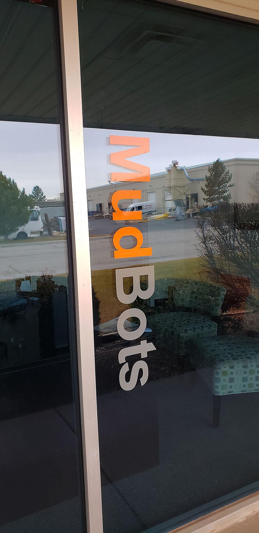 Outside view of Mudbots Utah facility