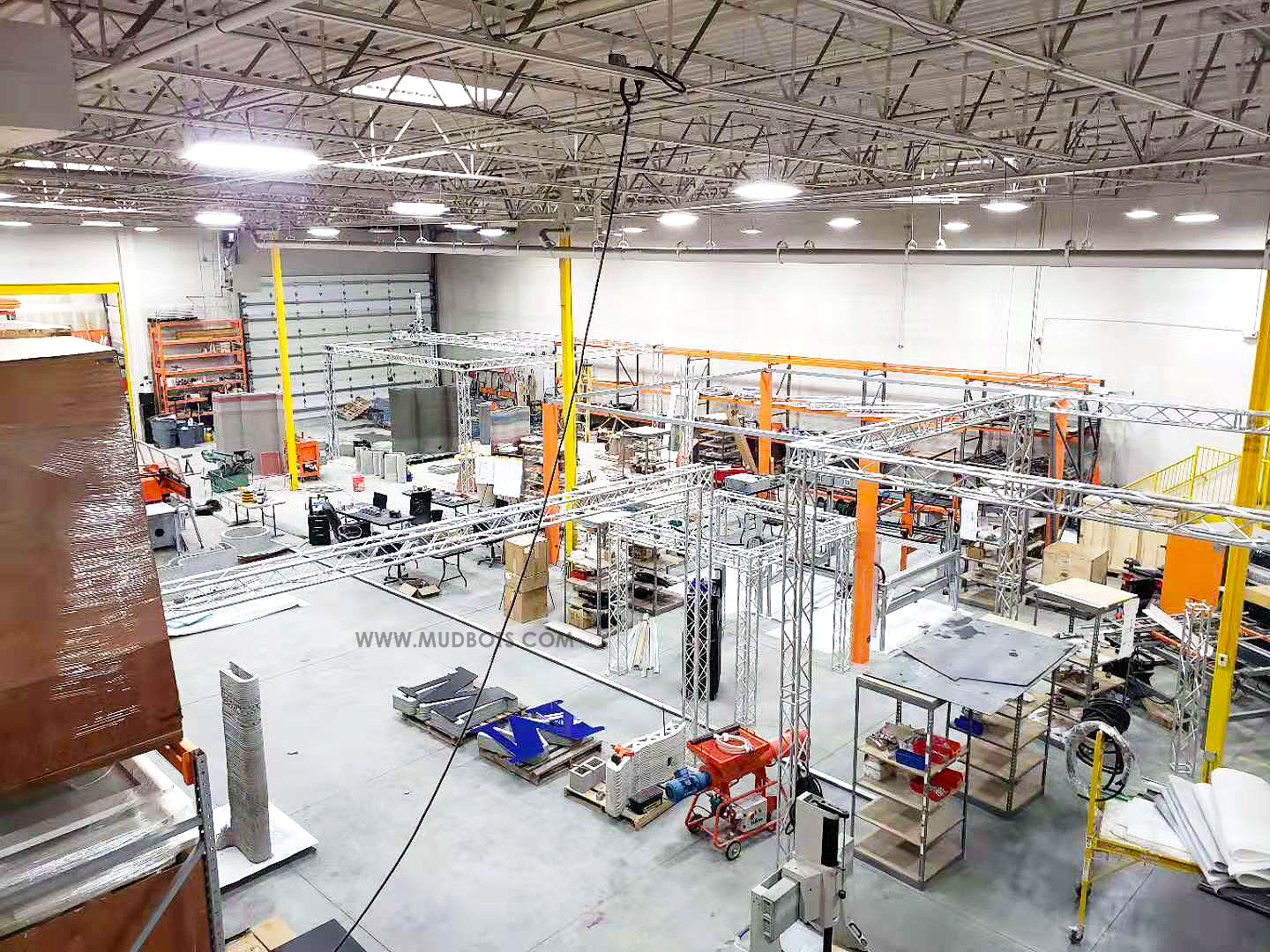 You will learn a lot when you visited our facility here in Utah. Contact our office to schedule a tour with us.