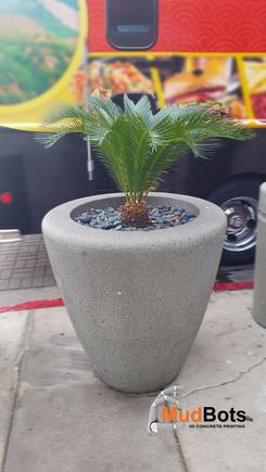 3D Printed Large Planter Pots
