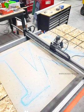 Mudbots 3D Concrete Printing