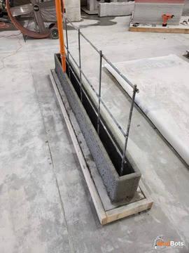 Concrete Printing and Rebars